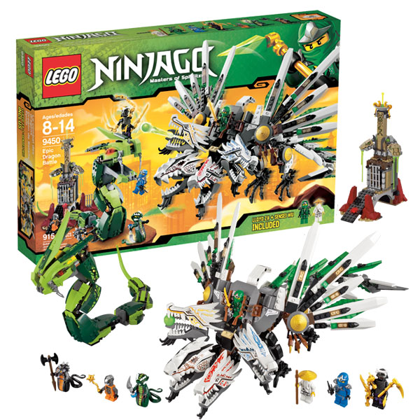 Лего ниндзяго набор последняя битва