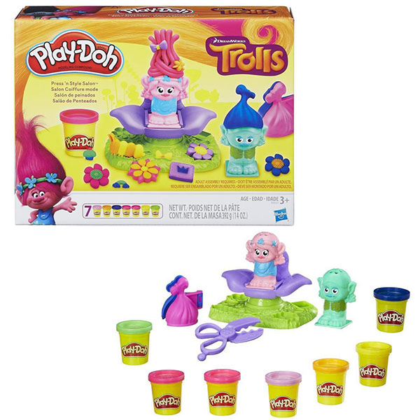 Кукла Hasbro Play-Doh