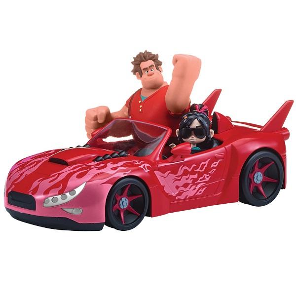 Купить Ralf2 36865 Машина с Винилопой, Игровые наборы и фигурки для детей Mattel Enchantimals