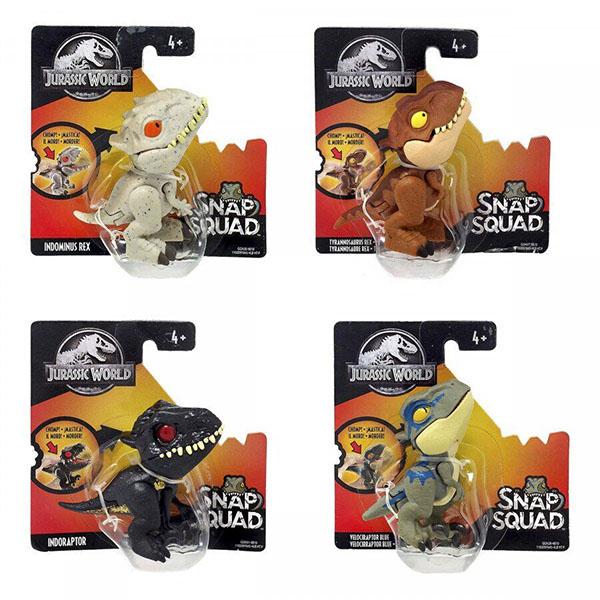 Купить Mattel Jurassic World GGN26 Цепляющиеся мини-динозаврики (в ассортименте), Игровые наборы и фигурки для детей Mattel Jurassic World