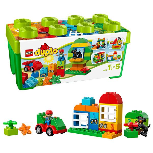 Конструктор LEGO - Дупло, артикул:62190
