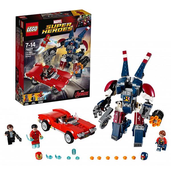 Конструктор LEGO - Супер Герои, артикул:145777