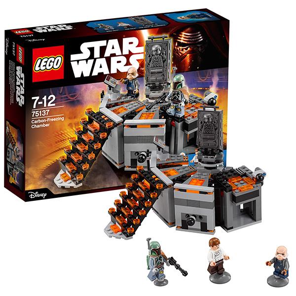 Купить Lego Star Wars 75137 Лего Звездные Войны Камера карбонитной заморозки, Конструктор LEGO