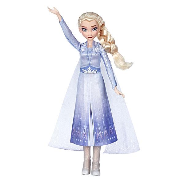 Купить Hasbro Disney Frozen E5498/E6852 Поющая Кукла Эльза (ХОЛОДНОЕ СЕРДЦЕ 2), Куклы и пупсы Hasbro Disney Princess