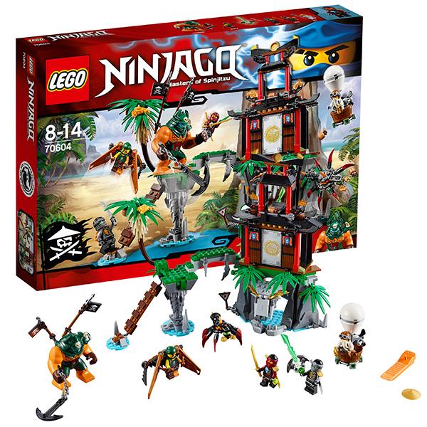 Конструктор LEGO - Ниндзяго, артикул:127064