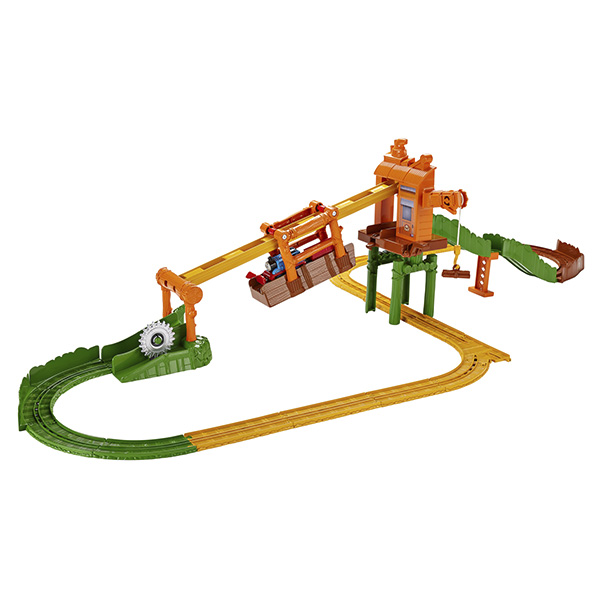 Игровой набор Mattel Thomas & Friends - Железные дороги и паровозики, артикул:142462