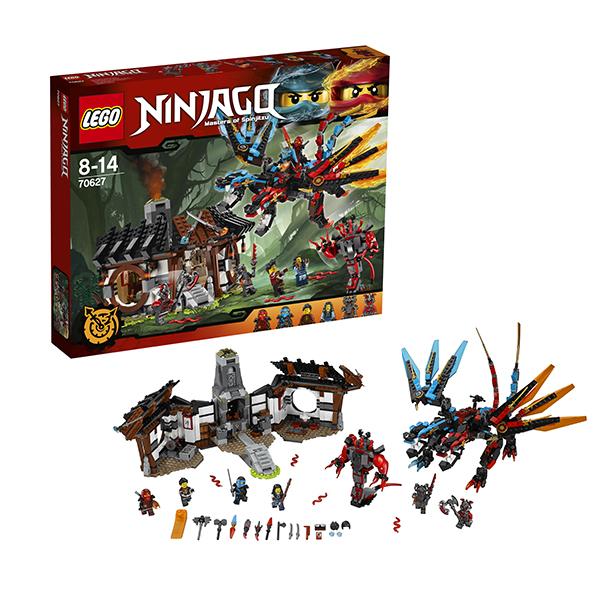 Конструктор LEGO - Ниндзяго, артикул:145733