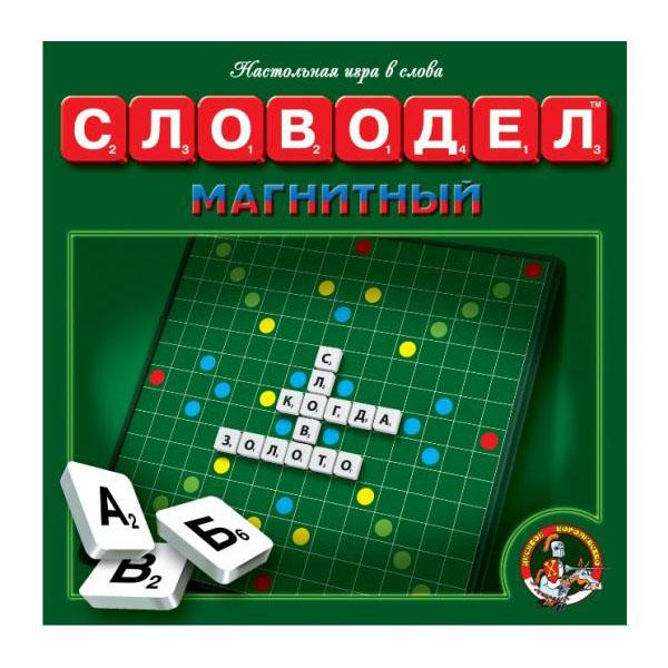 Купить Десятое королевство TD01348 Игра настольная Словодел Магнитный , Настольные игры Десятое Королевство