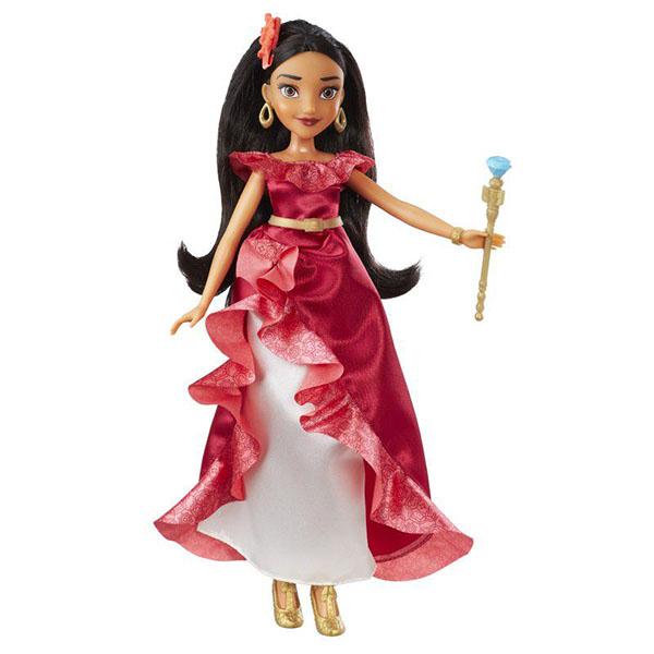 Купить Hasbro Disney Princess B7369 Классическая модная кукла Елена - принцесса Авалора, Кукла Hasbro Disney Princess