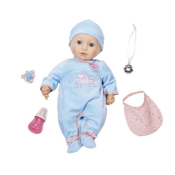 Интерактивная кукла Zapf Creation - Baby Annabell, артикул:136417