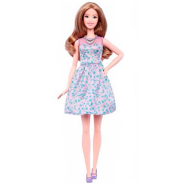 Купить Mattel Barbie DVX75 Барби Кукла из серии Игра с модой , Кукла Mattel Barbie