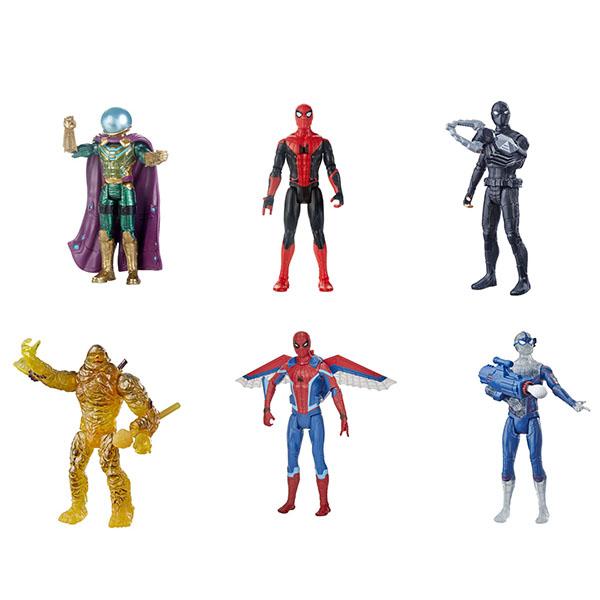 Игровые наборы и фигурки для детей Hasbro Spider-Man Hasbro Spider-Man E3549 Фигурка Человека-паука, 15 см по цене 989