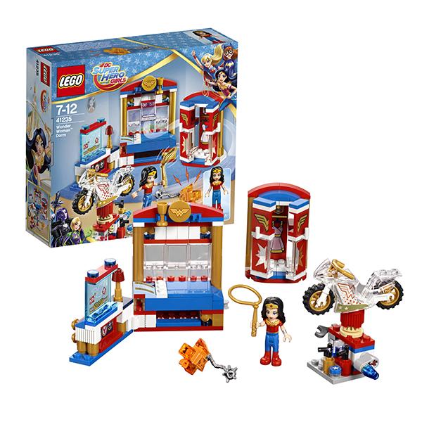 Конструктор LEGO LEGO Super Hero Girls 41235 Конструктор ЛЕГО Супергёрлз Дом Чудо-женщины по цене 1 129