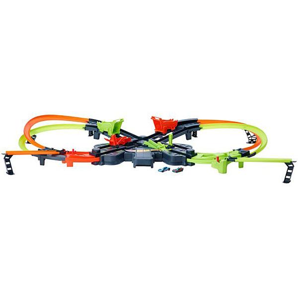 Купить Mattel Hot Wheels GFH87 Игровой набор Грандиозные столкновения , Игровые наборы и фигурки для детей Mattel Hot Wheels