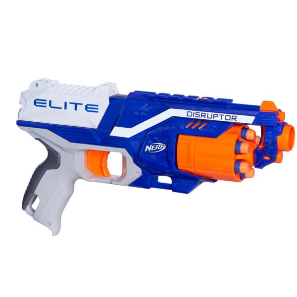 Игрушечное оружие Hasbro Nerf - Оружие и снаряжение, артикул:146774