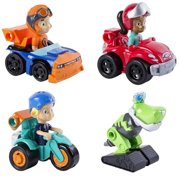 Rusty Rivets 28105 Машинка героя, арт:155159 - Любимые герои, Игровые наборы