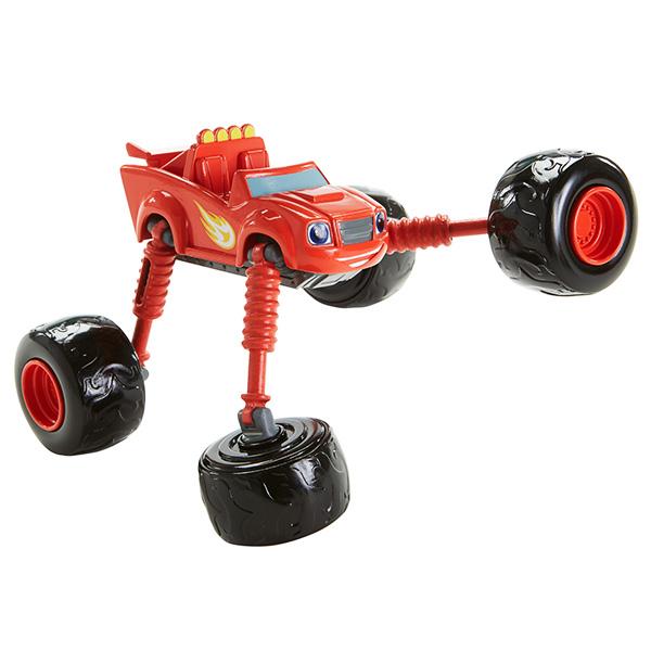 Mattel Blaze DGK60 Вспыш и его друзья, Вспыш, арт:144345 - Машинки из мультфильмов, Транспорт