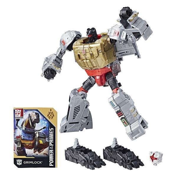 Купить Hasbro Transformers E0598/E1136 Трансформеры ДЖЕНЕРЕЙШНЗ ВОЯДЖЕР Гримлок , Игровые наборы и фигурки для детей Hasbro Transformers