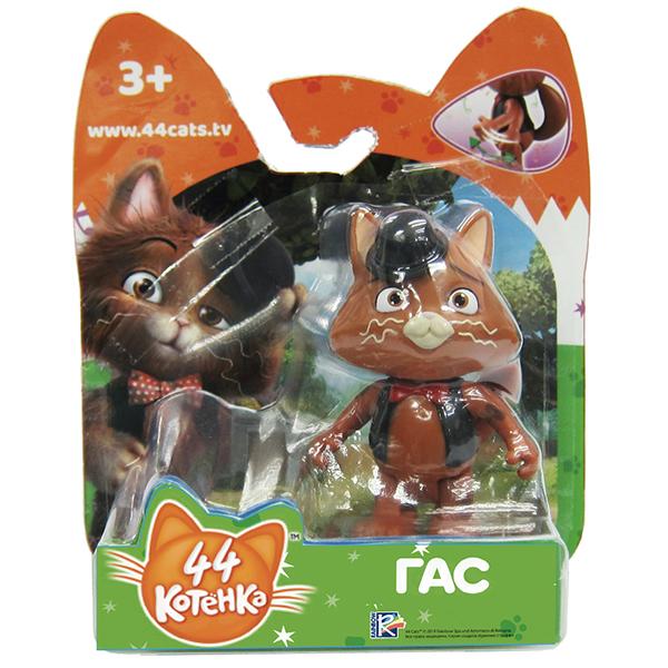 Игровые наборы и фигурки для детей Toy Plus 44 Котёнка 34127 Фигурка Гас 7,5 см фото
