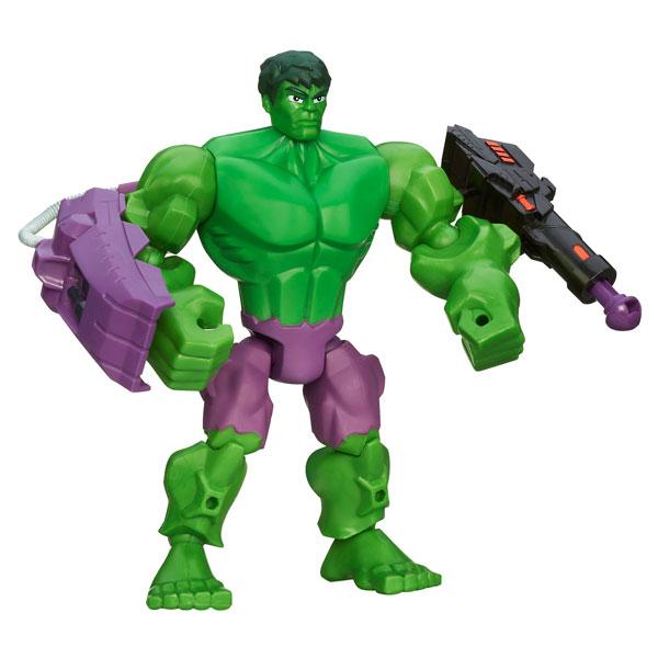 Hasbro Heromashers A6833 Разборные фигурки Марвел с оружием (в ассортименте), арт:132993 - Супергерои, Игровые наборы