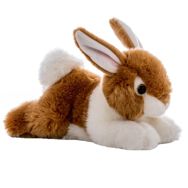 Aurora 300-01 Аврора Кролик коричневый, 28 см - Мягкие игрушки