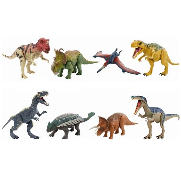 Купить Mattel Jurassic World FMM23 Динозавры со звуковыми эффектами (в ассортименте), Игровые наборы и фигурки для детей Mattel Jurassic World