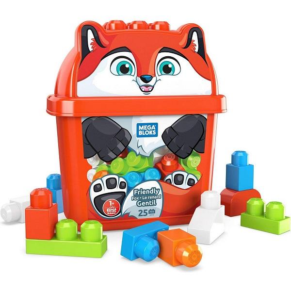 Купить Mattel Mega Bloks GRV22 Мега Блокс Конструктор Животные Щенок , Конструкторы Mattel Mega Bloks