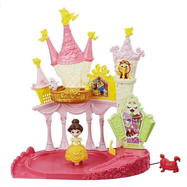 Купить Hasbro Disney Princess E1632 Дворец Бэлль Муверс, Игровые наборы и фигурки для детей Hasbro Disney Princess