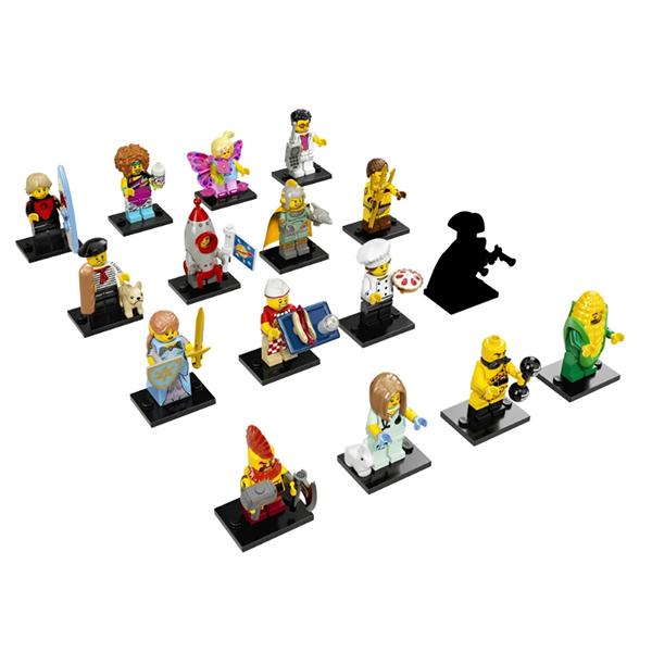 Минифигурка LEGO - Минифигурки , артикул:148506