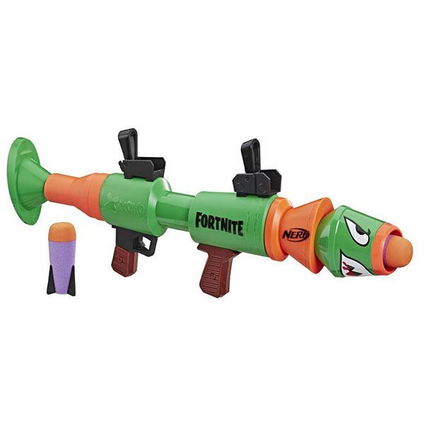Игрушечное оружие и бластеры Hasbro Nerf E7511 Нёрф Фортнайт Ракетница фото
