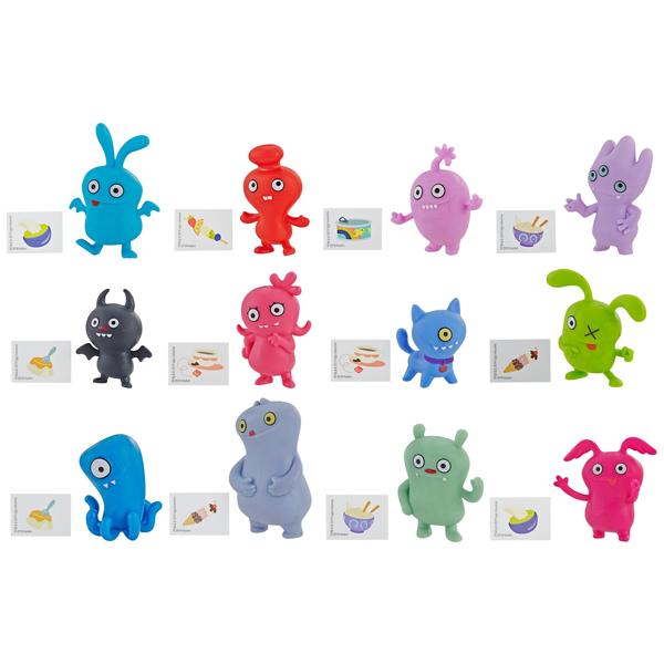 Купить Hasbro UGLY DOLLS E4526 Аглидоллз в закрытой упаковке, Игровые наборы Hasbro UGLY DOLLS