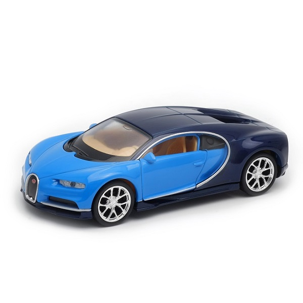 Купить Welly 43738 Модель машины 1:38 Bugatti Chiron, Игрушечные машинки и техника Welly
