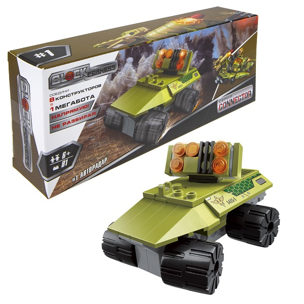 1toy Blockformers T18966 Конструктор