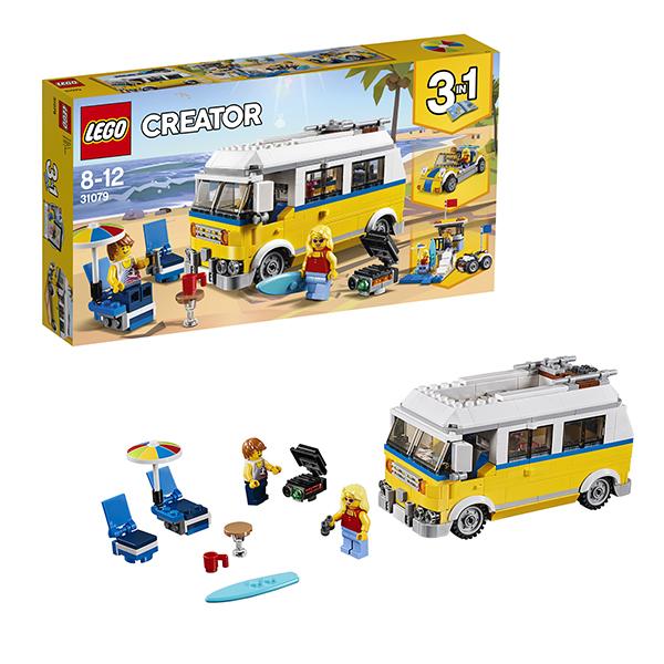 Конструкторы LEGO - Криэйтор, артикул:152437
