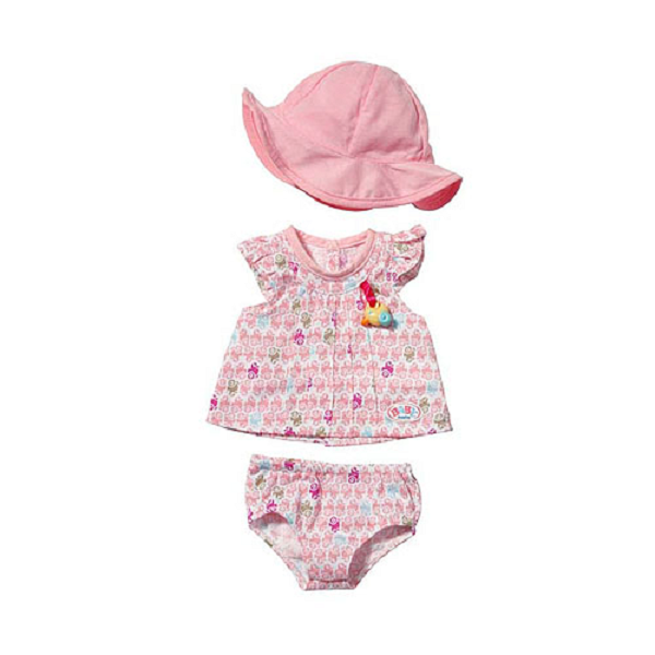Одежда для куклы Zapf Creation - Одежда и аксессуары для кукол, артикул:97412