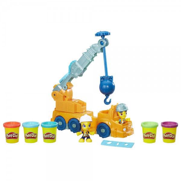 Hasbro Play-Doh B6281 Кран, Пластилин Hasbro Play-Doh  - купить со скидкой