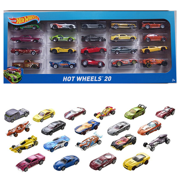 Купить Mattel Hot Wheels H7045 Хот Вилс Базовые машинки, Машинка Mattel Hot Wheels
