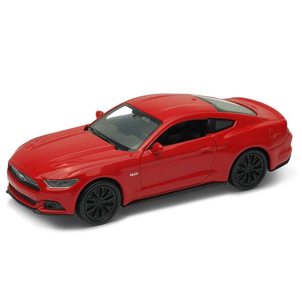 Купить Welly 43707 Велли Модель машины 1:34-39 Ford Mustang GT 2015, Игрушечные машинки и техника Welly