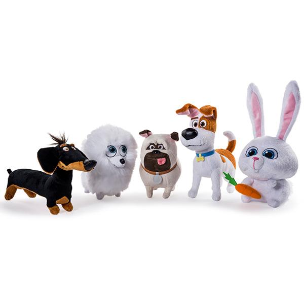 Мягкая игрушка Secret Life of Pets