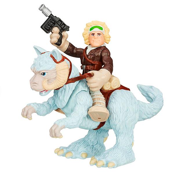 Купить Hasbro Playskool Heroes B2033 Звездные Войны Герои Фигурка и транспортное средство (в ассортименте), Фигурка Hasbro Playskool Heroes