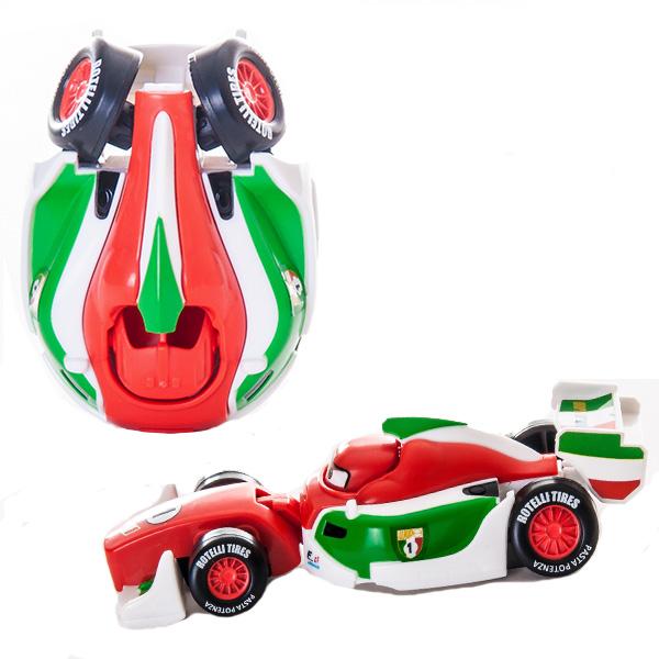 Машинка трансформер EggStars 84540 Яйцо-трансформер Франческо Бернулли