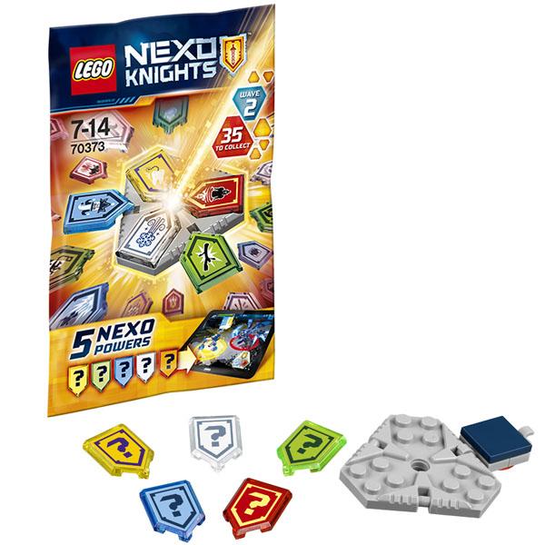 Lego Nexo Knights 70373 Конструктор Лего Нексо Комбо NEXO Силы 2, арт:148593 - LEGO, Конструкторы для мальчиков и девочек