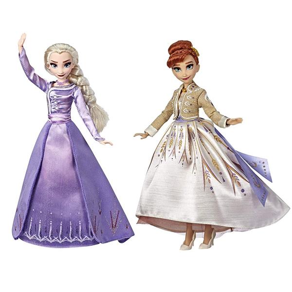 Купить Hasbro Disney Princess E5499 ХОЛОДНОЕ СЕРДЦЕ 2 Делюкс (в ассортименте), Кукла Hasbro Disney Princess