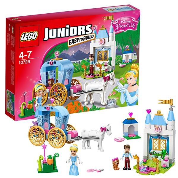 Конструктор LEGO - Джуниорс, артикул:126592