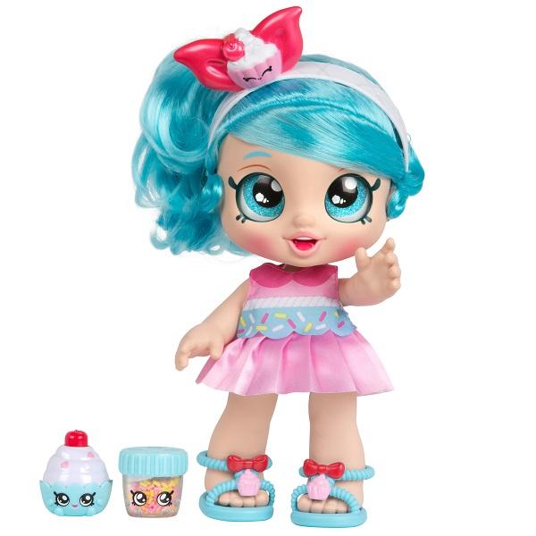 Купить Kindi Kids 38393 Кинди Кидс Игровой набор Кукла Джессикейк 25 см. с аксессуарами