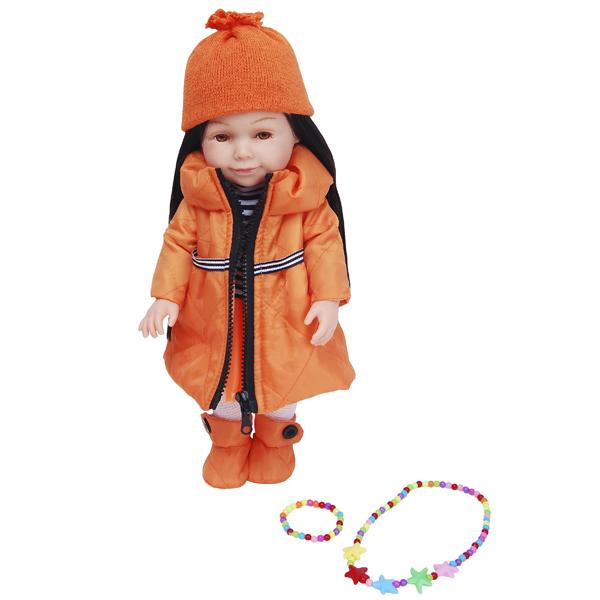 Куклы и пупсы Lilipups LVY009 Кукла с аксессуарами 40 см фото
