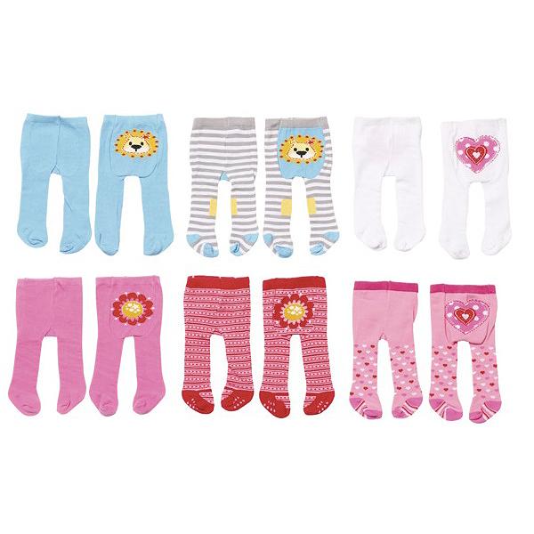 Купить Zapf Creation Baby born 870-174 Бэби Борн Колготки (в ассортименте), Одежда для куклы Zapf Creation