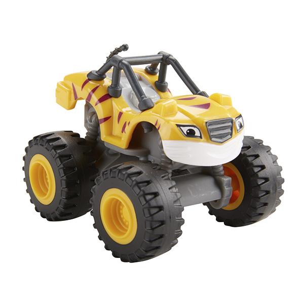 Машинка Mattel Blaze - Машинки из мультфильмов, артикул:144350