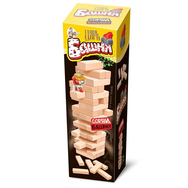 Купить Десятое королевство TD02792 Игра для детей и взрослых Царь Башня (падающая башня)