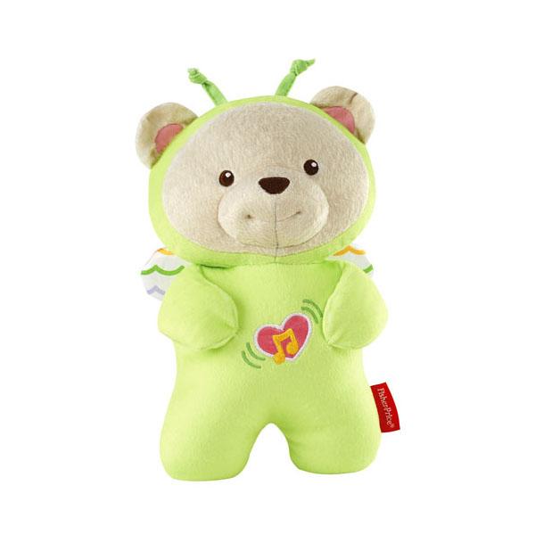Купить Mattel Fisher-Price DFP20 Фишер Прайс Медвежонок для сна, Игрушка для малышей Mattel Fisher-Price